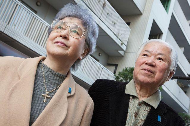 Сігеру Йокота та його дружина Сакіє понад 40 років боролися за повернення своєї дочки
