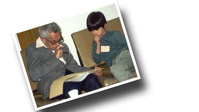 Paul Erdős y Terence Tao