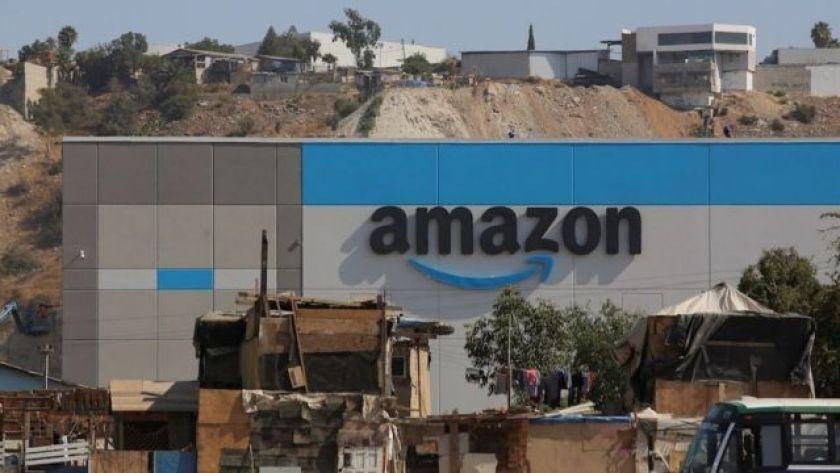 Amazon Building in Tijuana
