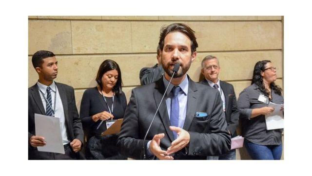 Dr. Jairinho é vereador no Rio