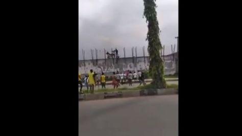 Edo State Prison Break