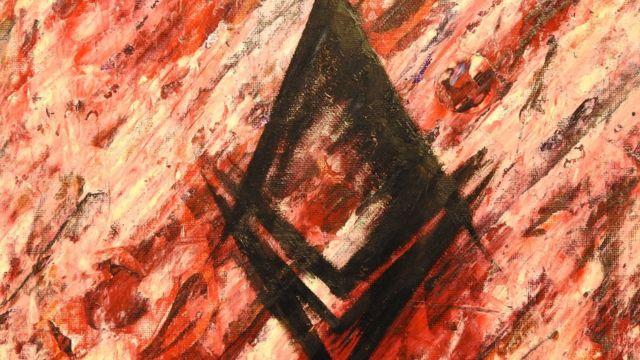 앨러나의 작품 'ETHical'은 약 1만7000달러에 팔렸다