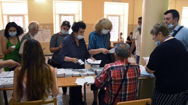 Armenia elections
