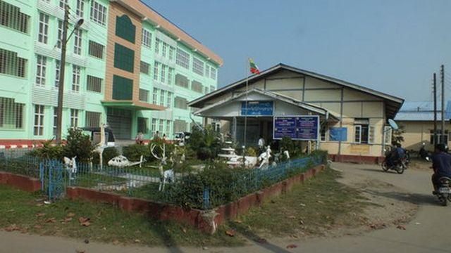 စစ်တွေမြို့က လူပေါင်း ၁၀၀၀ ခန့်ကို ကိုရိုနာဗိုင်းရပ်စ်ပိုးရှိမရှိ သွေးနမူနာယူစစ်မယ် - BBC News မြန်မာ