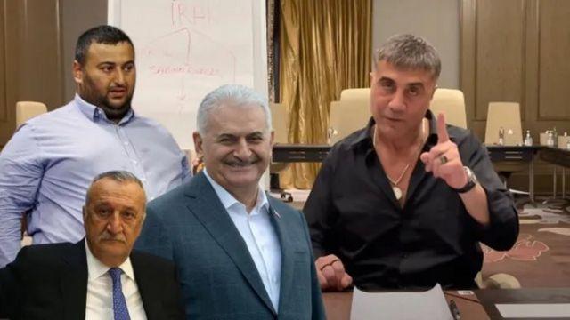 Bakr said that former Interior Minister Mohamed Agar and Ben Ali Yildirim's son were involved in the largest drug trafficking scheme
