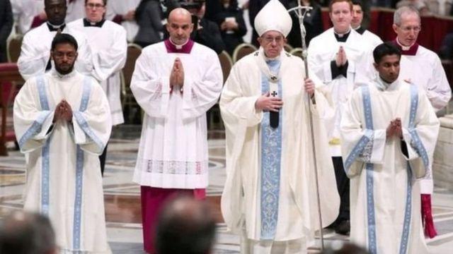 يعد البابا فرانسيس أول بابا من أمريكا اللاتينية