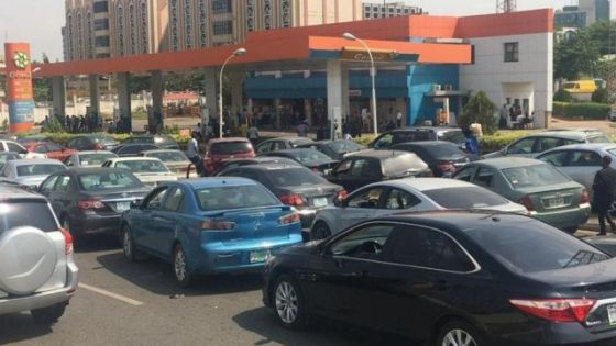 Lack of fuel Abuja: