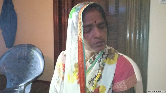 Deepti's mother Janaki Mishra
