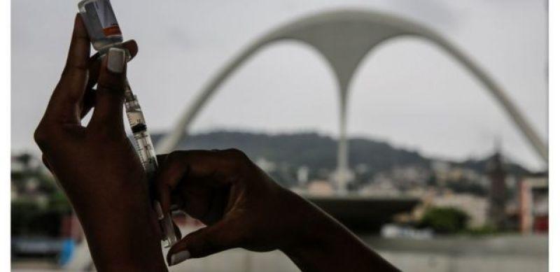 Vacuna en Rio de Janeiro