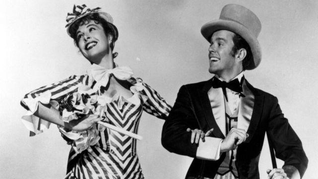 챔피언 부부는 여러 뮤지컬 영화에 함께 출연했다