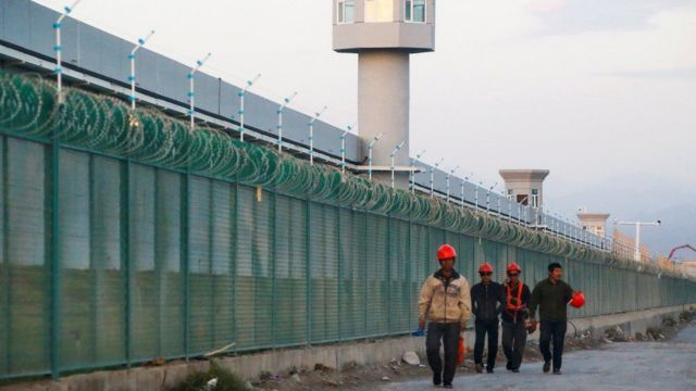 China has established a sprawling network of minority internment camps in Xinjiang
