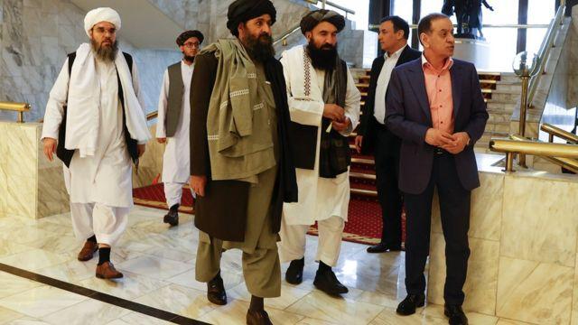 طالبان روس میں