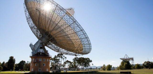 Le télescope australien