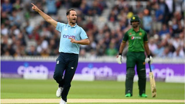 پاکستان بمقابلہ انگلینڈ