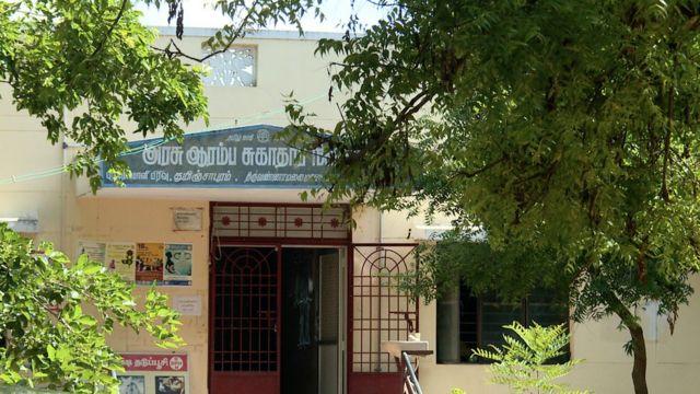 تیروونناملائی کا ایک سنسان مرکز