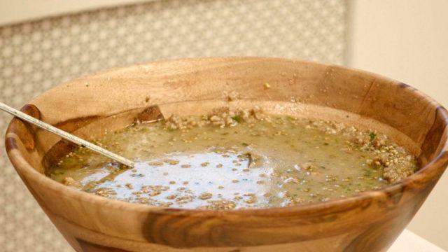 破譯世界上最古老的食譜「燉羊肉」 - BBC 英倫網