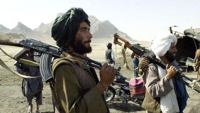 আফগানিস্তান, তালেবান