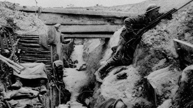 時尚與歷史:誕於戰壕的風衣 - BBC 英倫網