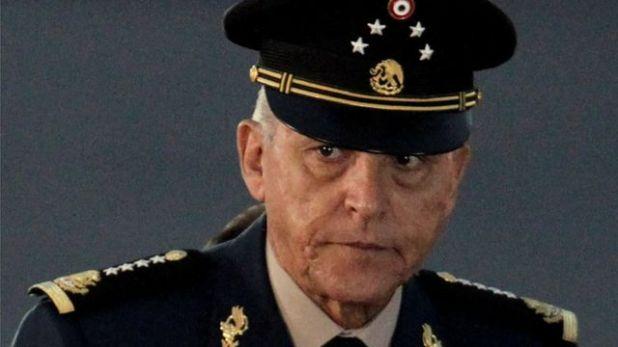وزير الدفاع السابق الجنرال سالفادور سينفويغوس