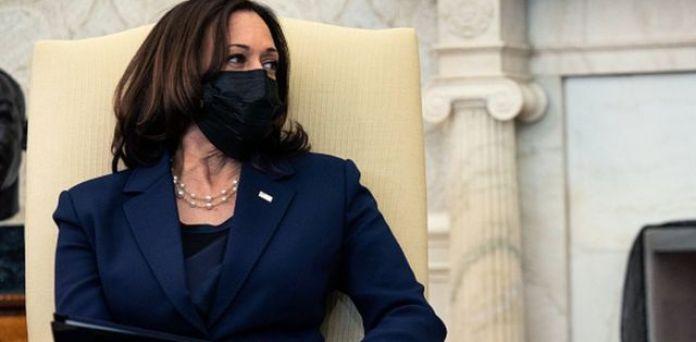 Vice-presidente dos Estados Unidos Kamala Harris