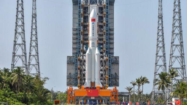 صاروخ المسيرة الطويلة هو عماد البرنامج الفضائي الصيني