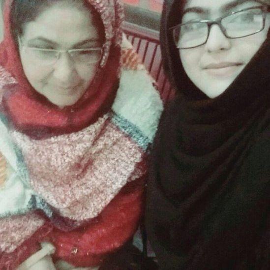 عاصمہ رانی اور ان کی والدہ