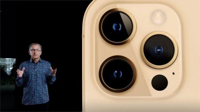 El iPhone 12 Pro