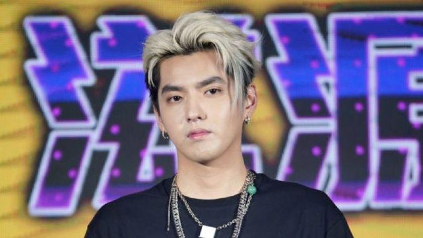 singer Kris Wu