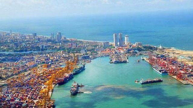 Sri lanka ports authority