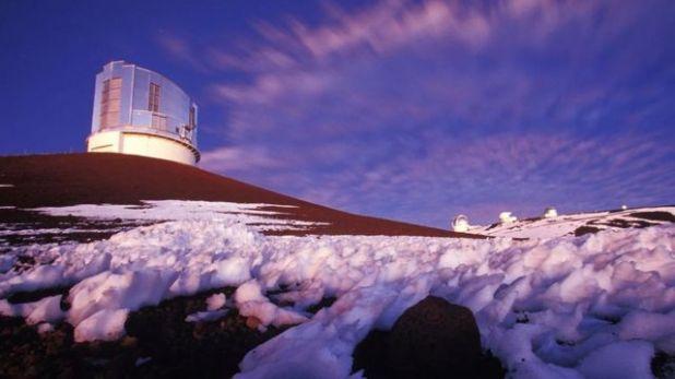 تلسكوب سوبارو