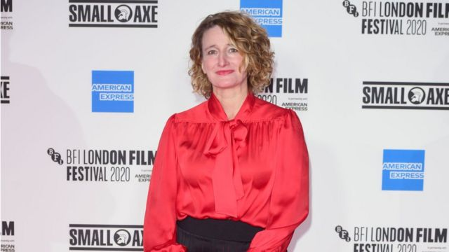 Festival director Trisha Tuttle