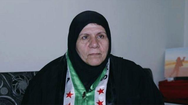 "Hasna Hariri was nicknamed ""Khansa Horan"""