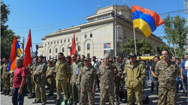 The Armenian government