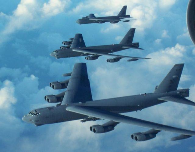 B-52s