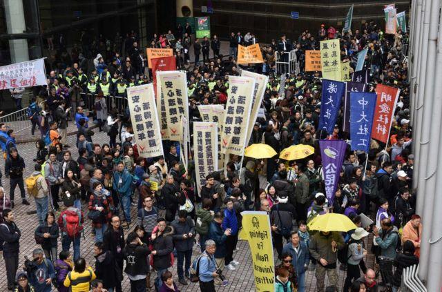香港特首選舉2017:林鄭月娥當選首位女行政長官 - BBC News 中文