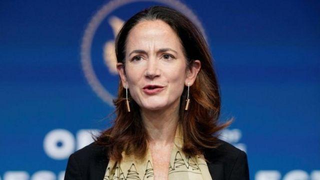 آفريل هينز مديرة الاستخبارات الوطنية
