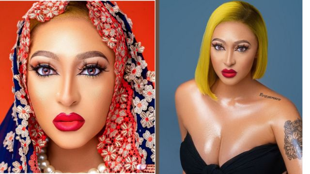 Rosy Meurer: Who be Rosaline Meurer, wey Tonto Dike ex-husband call Mrs Churchill?