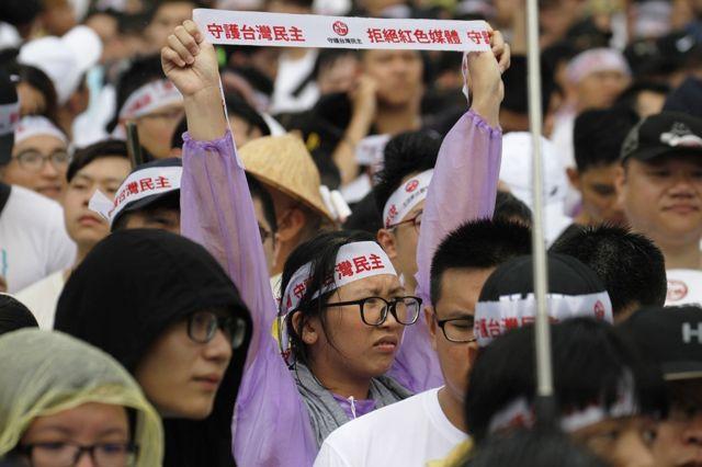 台湾在2019年发起了一场运动