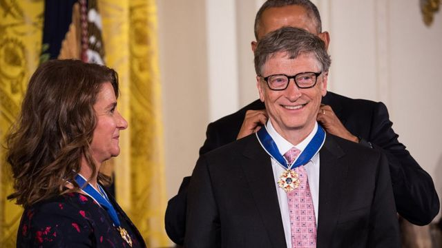 比尔‧盖茨与梅琳达宣布离婚 基金会:将运作如常 比尔‧盖茨与梅琳达宣布离婚 基金会:将运作如常