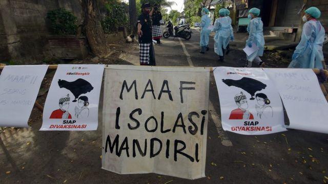 PPKM darurat, pelaku usaha kecil menolak pembatasan kegiatan: 'Bisa kembali  hancur lebur UMKM, kami dapat uang dari mana' - BBC News Indonesia