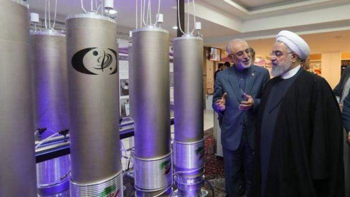 Iran oo sara uqaaday Yuraaniyamkeeda in ka badan intii loo ogolaa