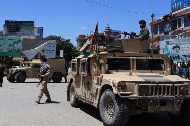 افغانستان سے امریکی فوج کا انخلا