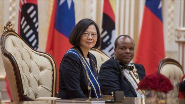 在世衛大會上力挺臺灣 史瓦帝尼是什麼樣的國家? - BBC News 中文