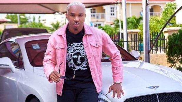 Pretty Mike: Lagos socialite Eze-Nwalie Nwogu AKA Pretty Mike dey arrested  ontop Cubana fresh police case - BBC News Pidgin
