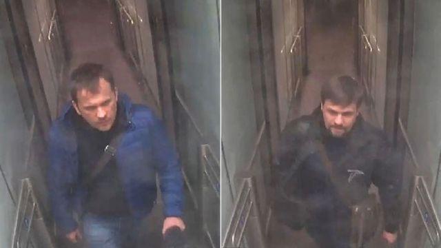 المتهمان بتنفيذ هجوم سالزبري يرجح أنهما من مديرية المخابرات الرئيسية الروسية