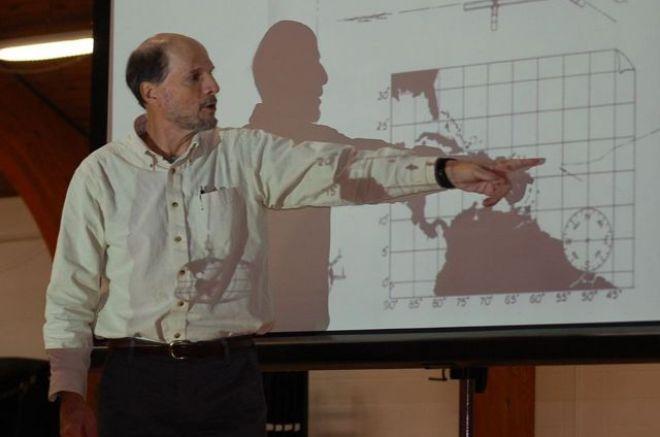 Steve Callahan em 2016