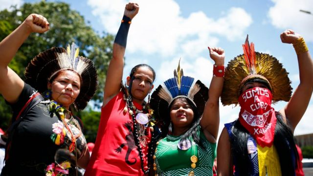 В Бразилії у Міжнародний жіночий день 8 березня 2020 року