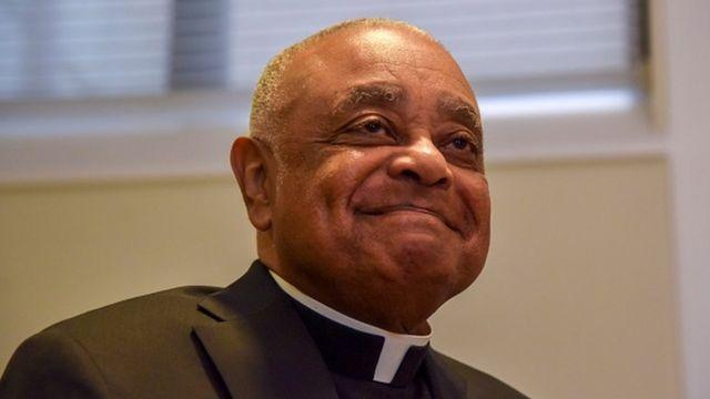 Washington Archbishop Wilton Gregory