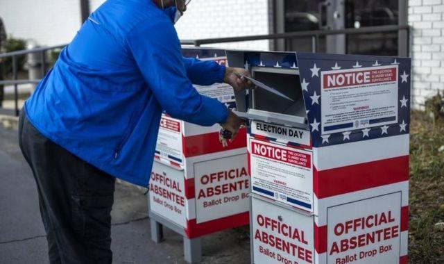 صناديق اقتراع