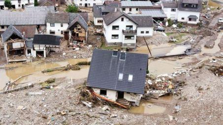 Schuld, Alemanha, após enchente